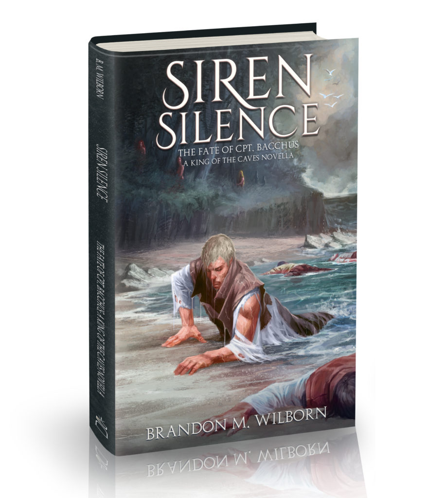 SIREN SILENCE- 3D Front Cover
