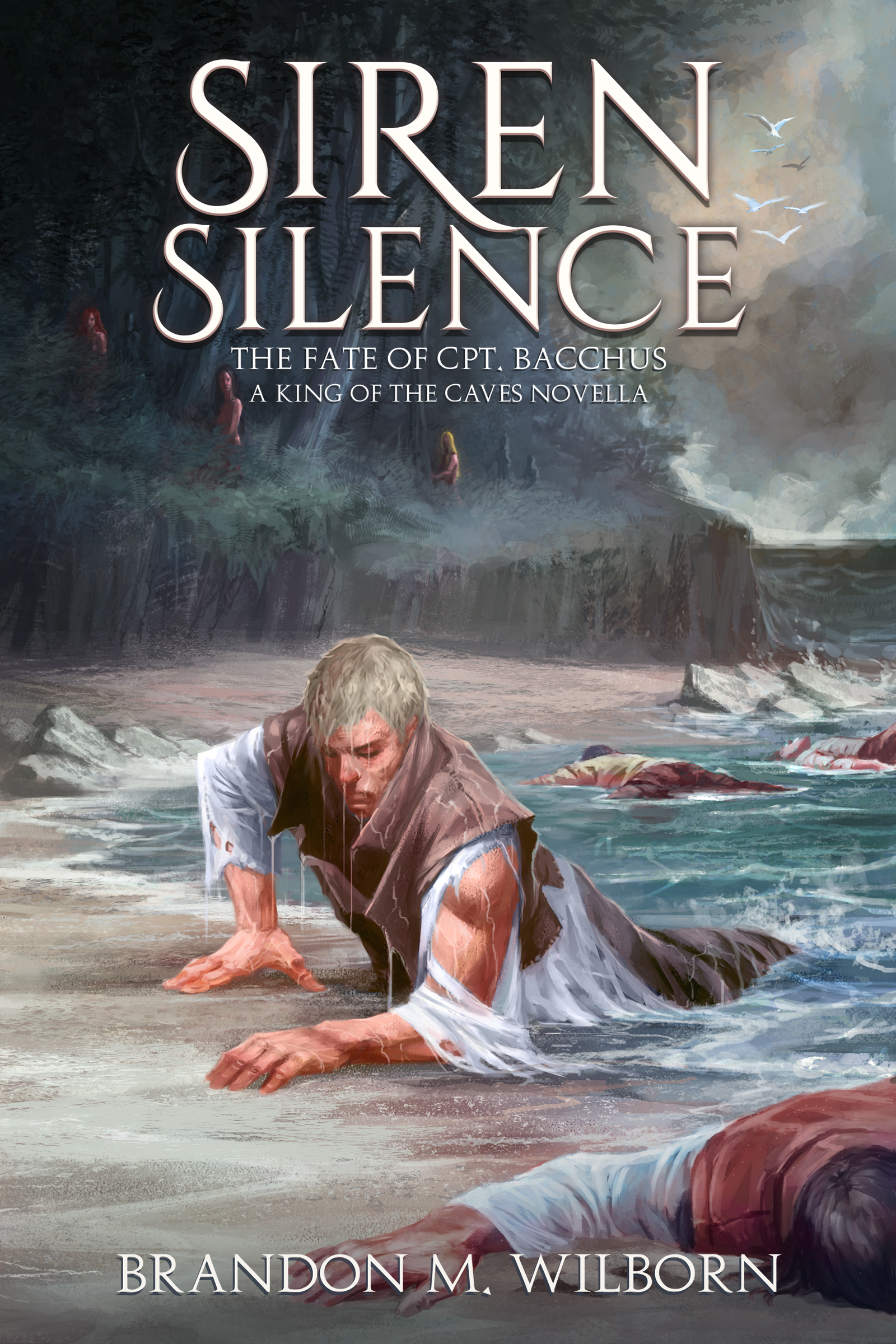Siren Silence eBook Cover